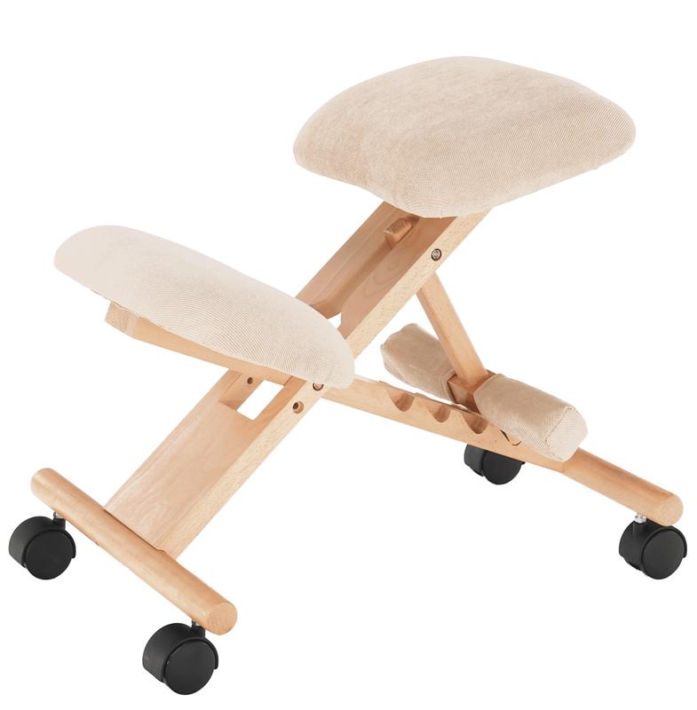 Ergonomikus térdeplõ szék