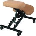 FÉM kárpitozott térdeplõ szék