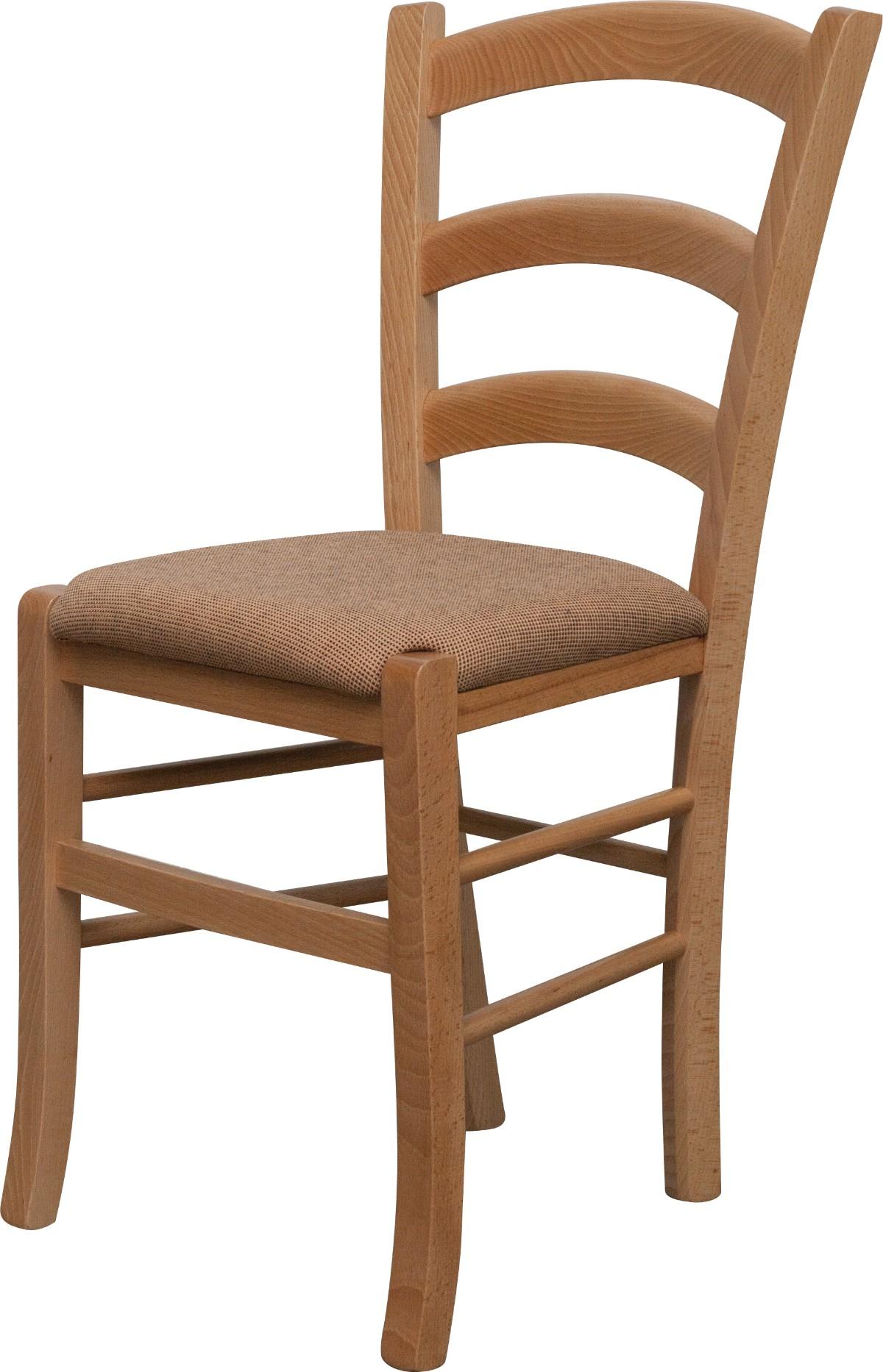 BASIC 220 tömör bükk faváza szék