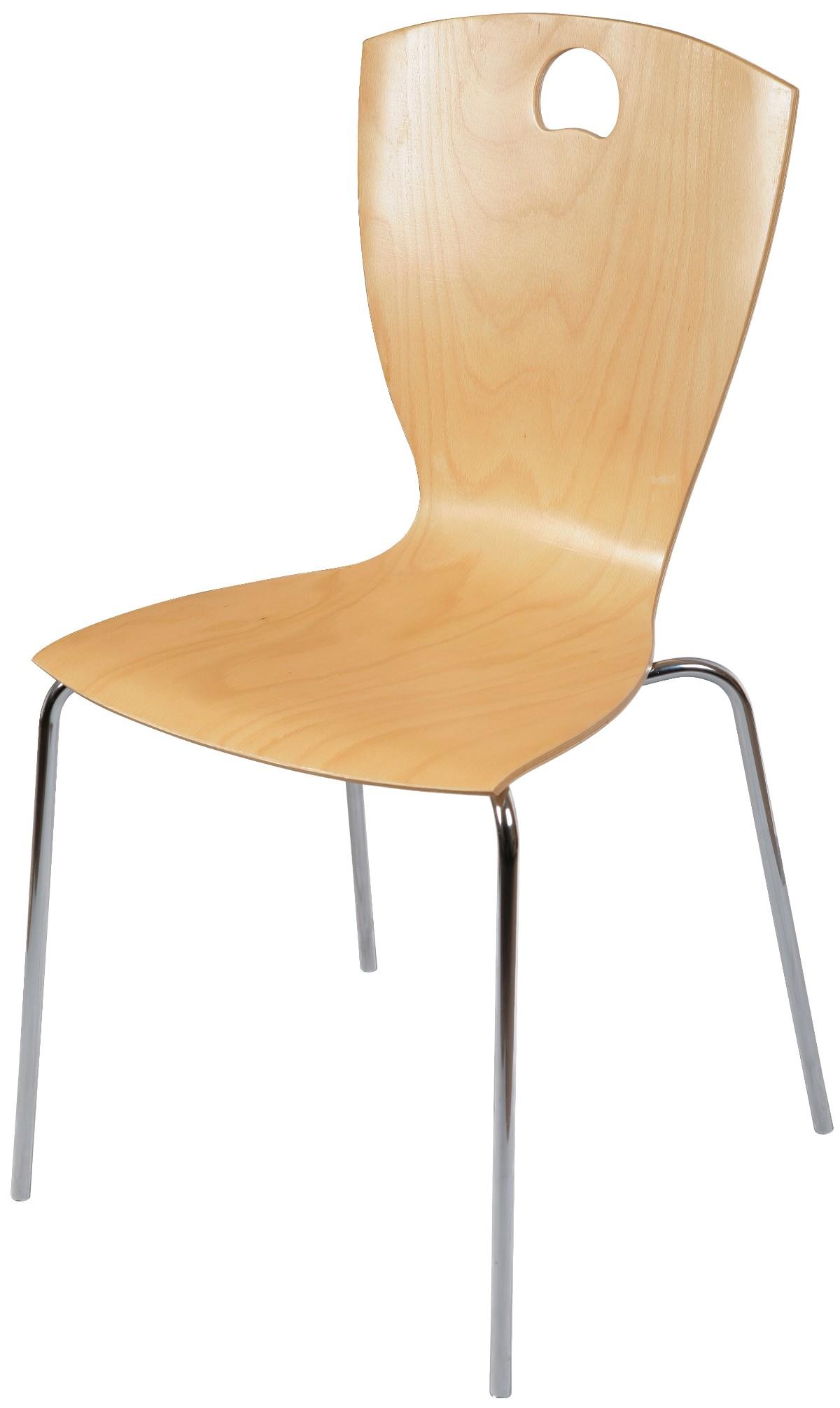 ELENA A CROM natúr lakozott bükk szék