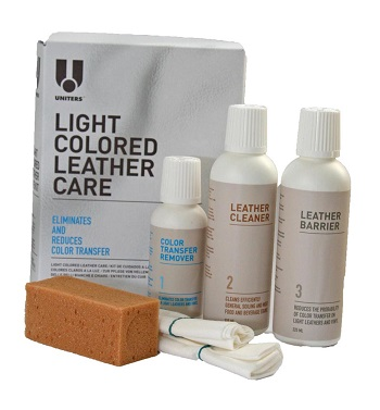 LIGHT COLOR LEATHER CARE, BÕRÁPOLÓ KÉSZLET