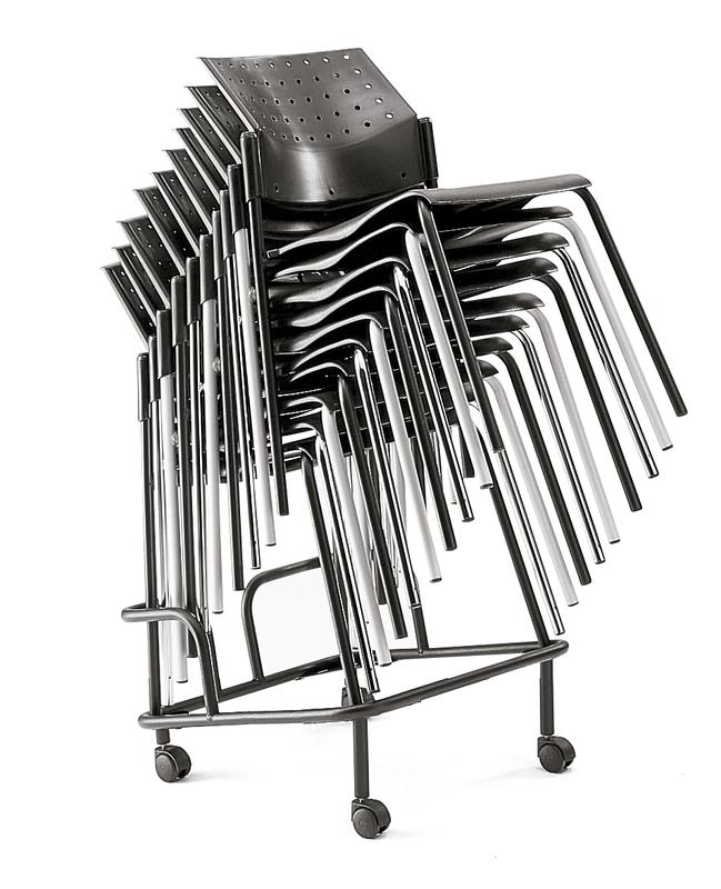 LUCCA mûanyag szék