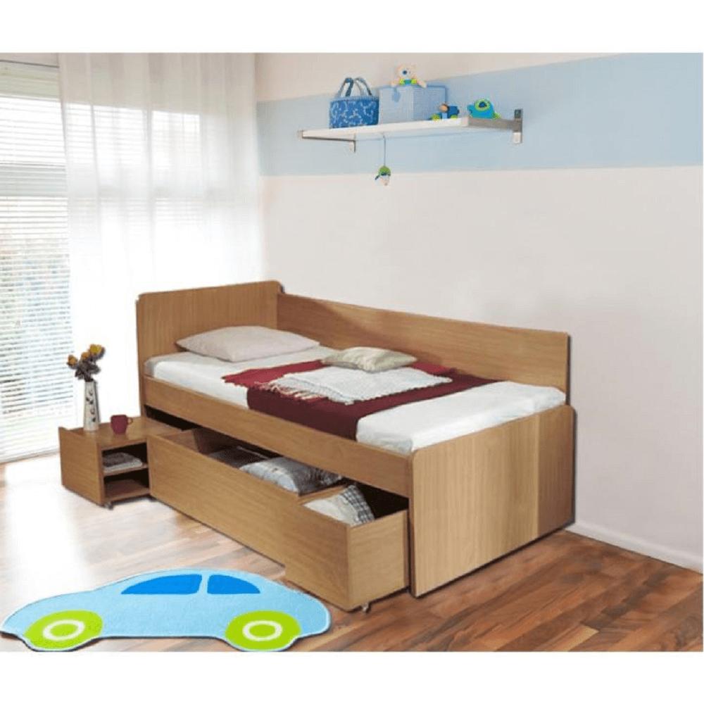 Ágy ágynemûtartóval 10