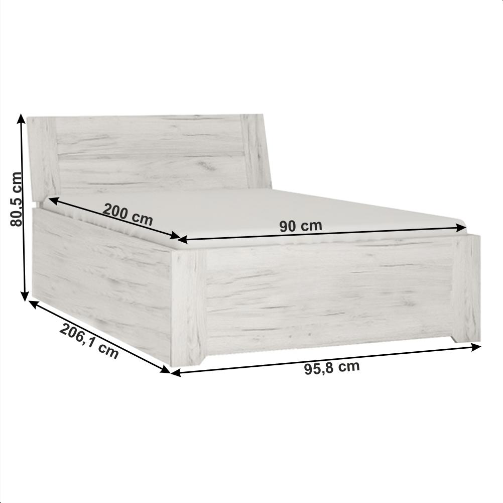 ágy typ 90 403