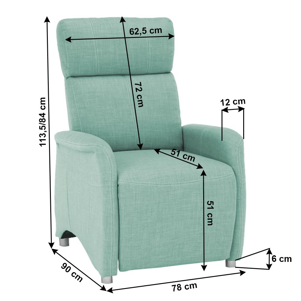 Állítható fotel 28