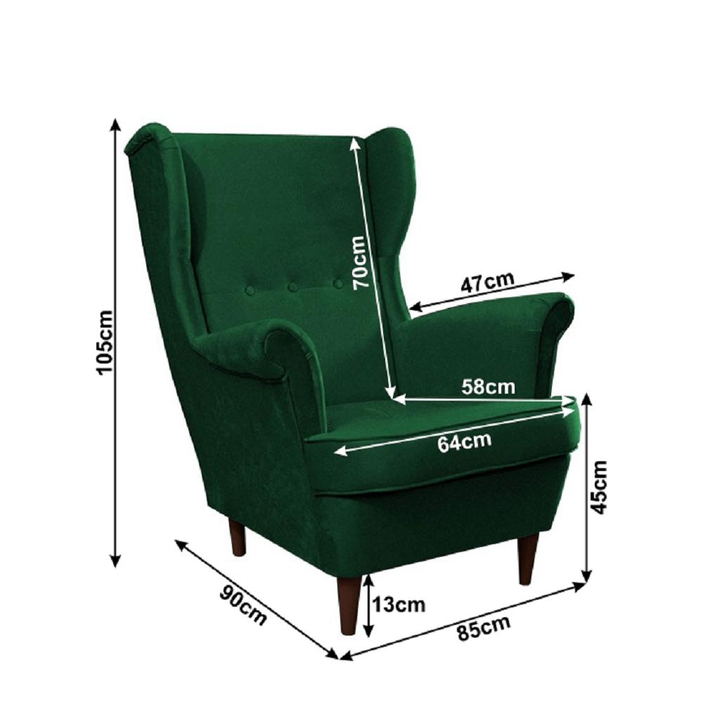 Füles fotel 152