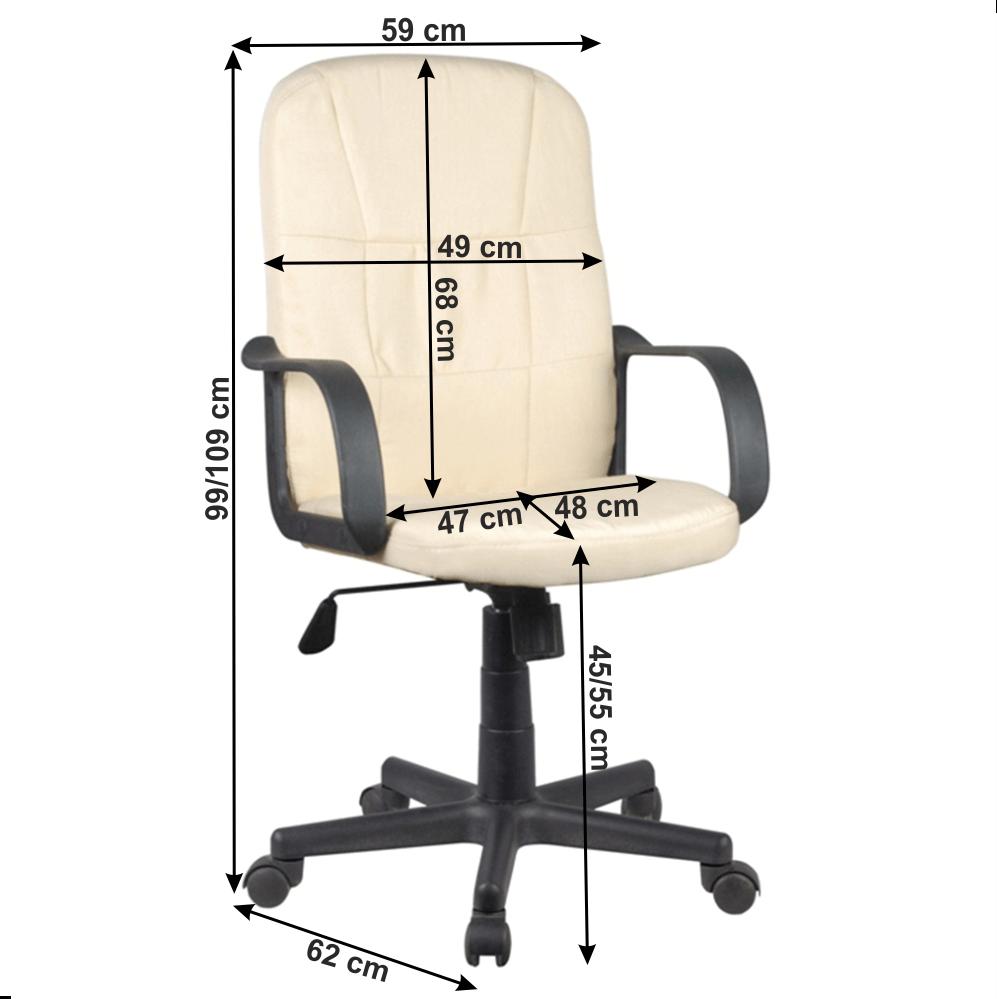 Irodai fotel 815