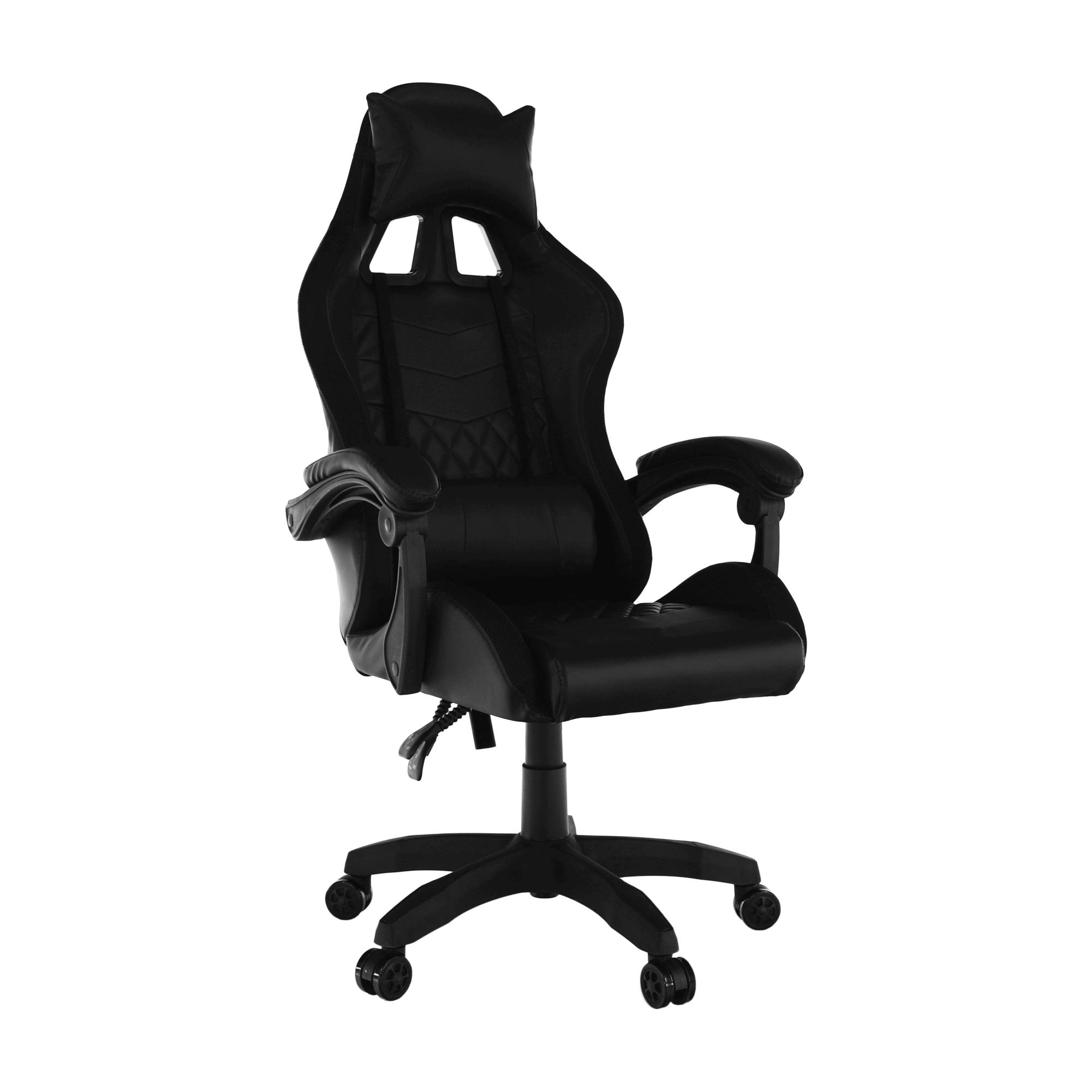 Irodai/gamer szék RGB LED háttérvilágítással 983