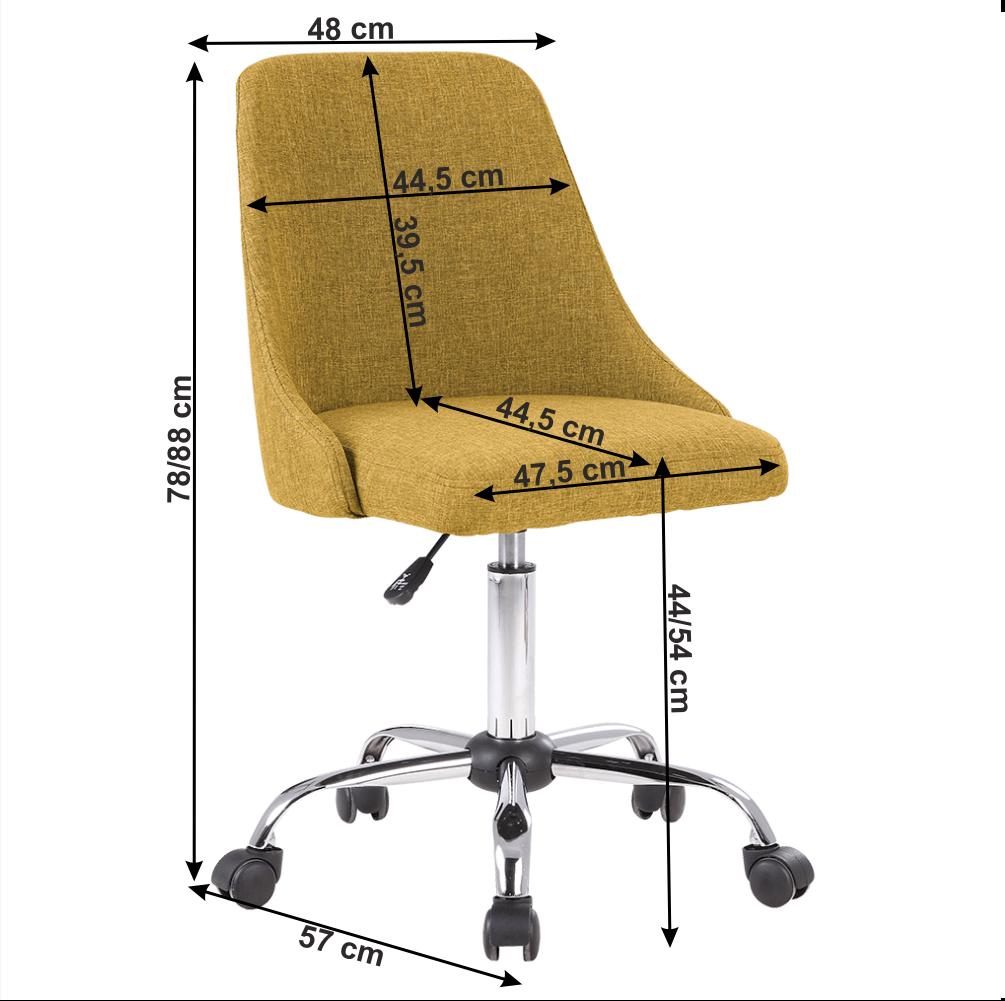 Irodai szék 345