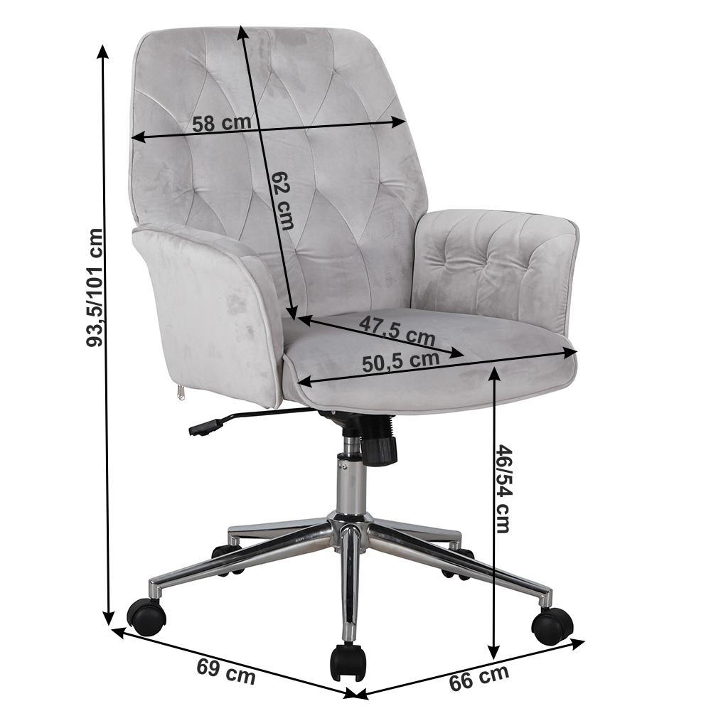 Irodai szék 594
