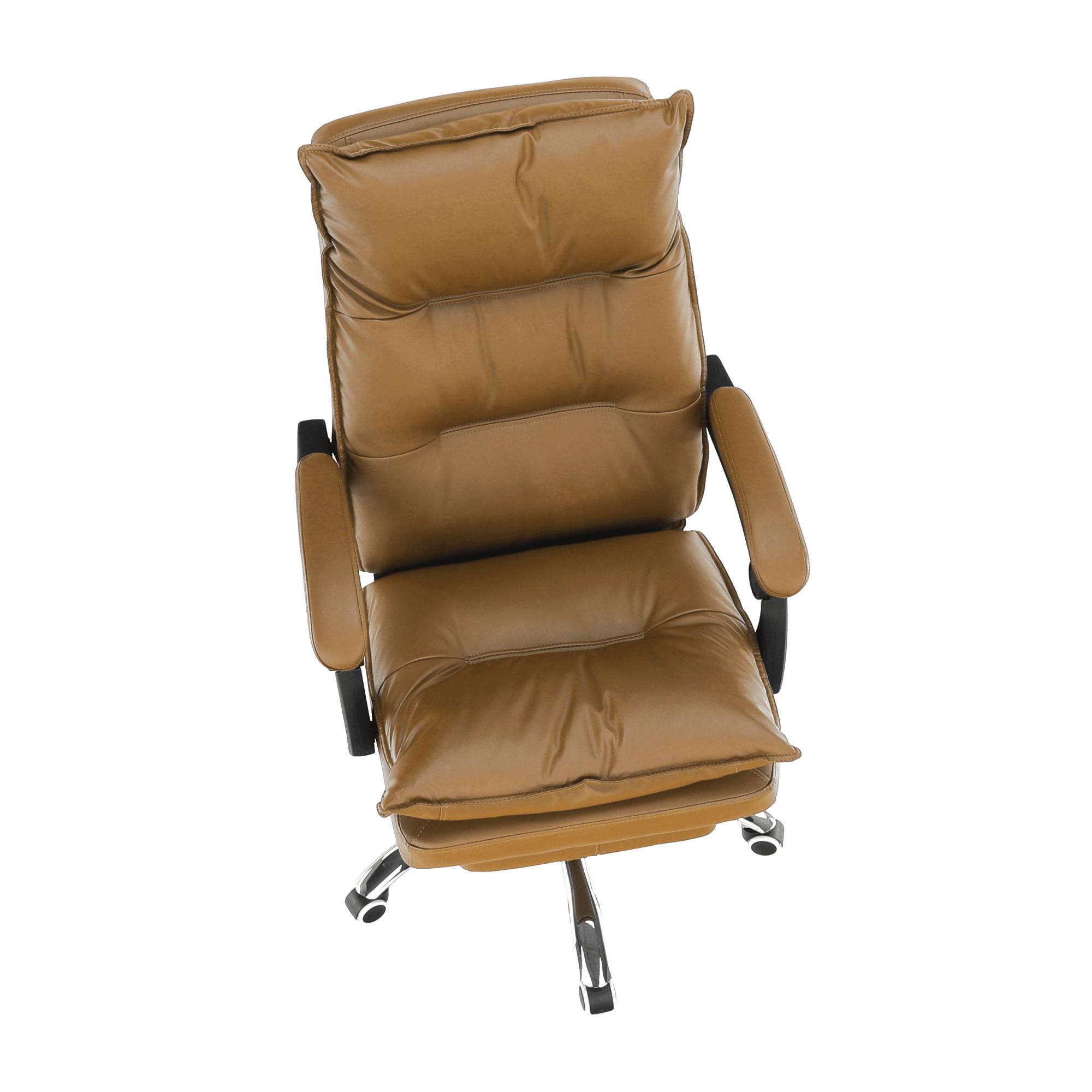Irodai szék lábtartóval 382