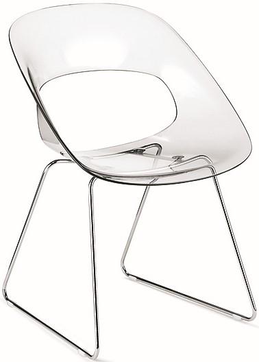 TRIBECA C mûanyag szék