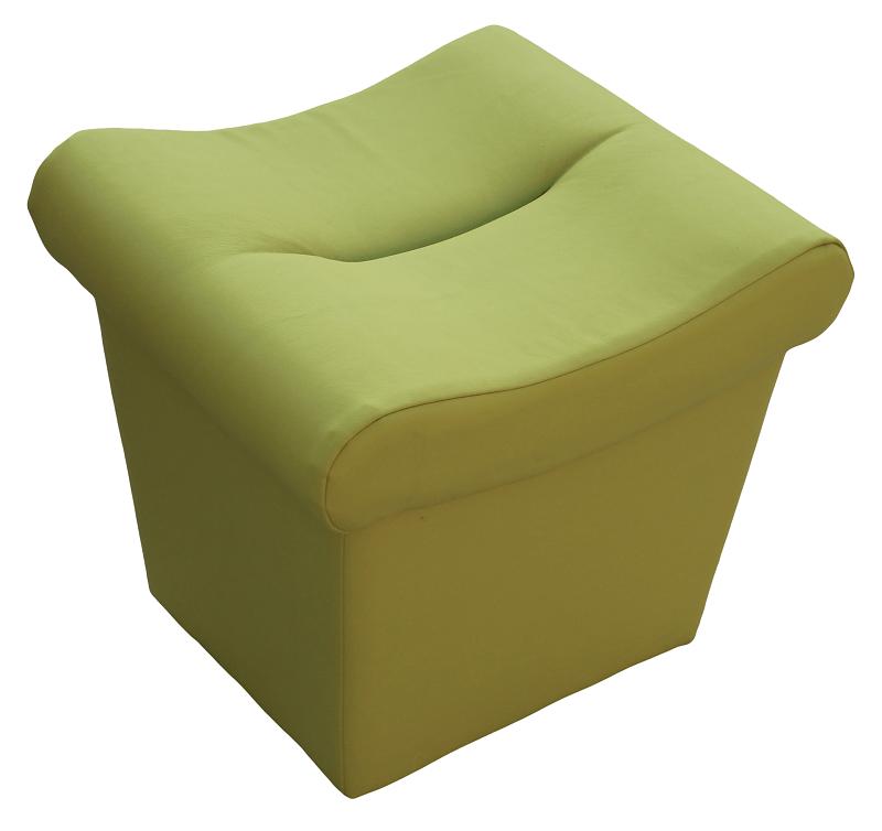 Ülõke kifutó szövetes, zöld